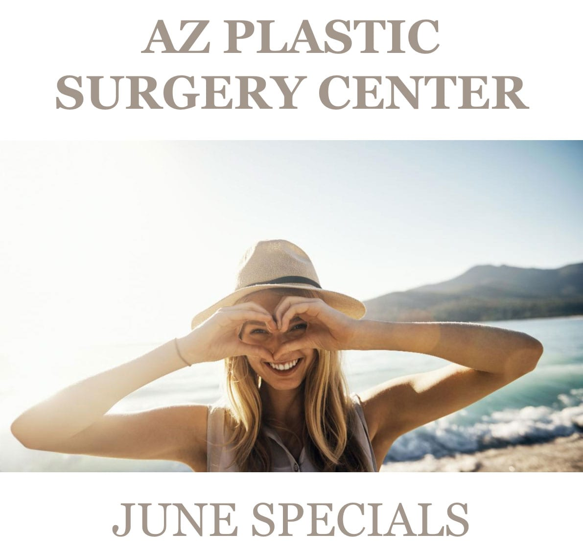 AZ Plastic Surgery Center: June Specials